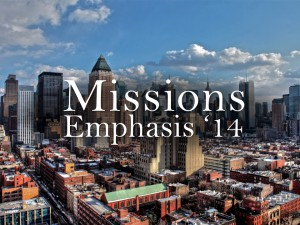 missions emphasis 5
