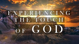 Experiencing The Touch of God_ Title Slide