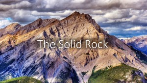 The Solid Rock 16.9