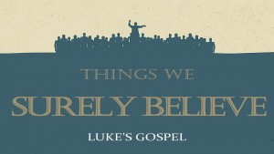 Things We Believe