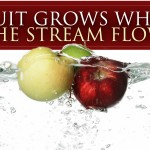 "Fruit Grows Where Stream Flows – 2 – ""Preparing The Soil"" – September 19, 2018 We"