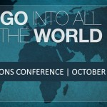 "Missions Conference 2018 – 5 – ""One Life To Live"" – October 20, 2018 Sat"
